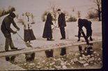 Ice-cutting,-Credit-River,-Streetsville-c-1905-Ena-Graydon-(with-Floyd-Graydon)-at-centre
