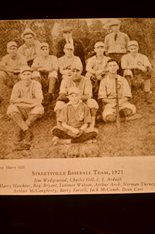 Streetsville-Baseball-Team,-1921